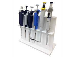 Pipette Stand and Carousel Stand for All Pipette Models