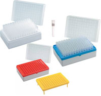 BioTube System, BioTube Storage Box and Grid Plate, BioTube Rack