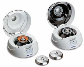 Eppendorf MiniSpin and MiniSpin plus Centrifuges | Microcentrifuge
