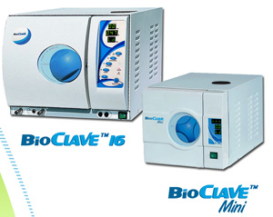 Benchmark BioClave Benchtop Autoclaves