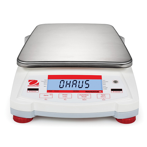 OHAUS | Navigator XL Portable Balances | Pipette.com