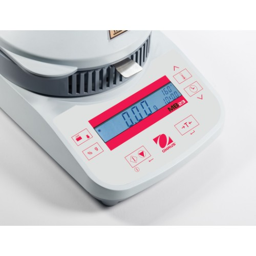 OHAUS | MB23 Moisture Analyzers | Pipette.com