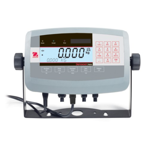 OHAUS Defender 7000 Low Profile Bench Scales (Balances)