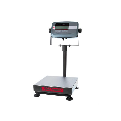 OHAUS | Defender 5000 Bench Scales | Pipette.com