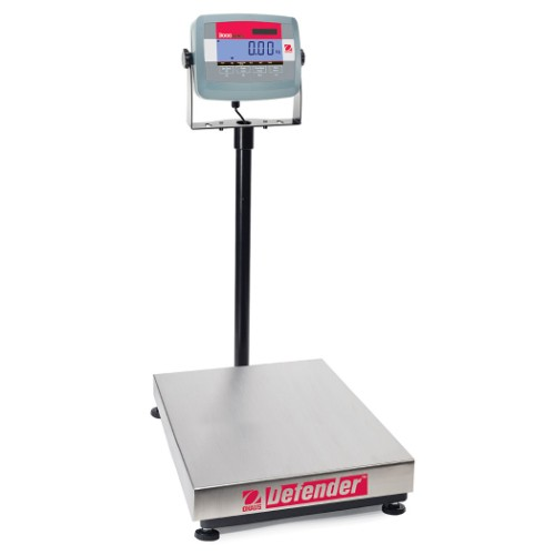 OHAUS | Defender 3000 Bench Scales | Pipette.com