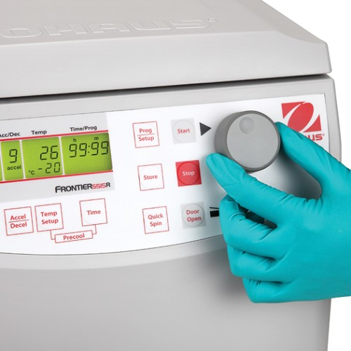 OHAUS Frontier 5000 Series Micro Centrifuges