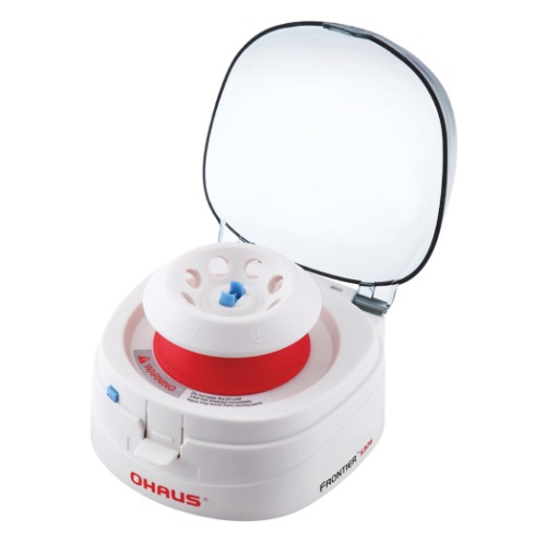 OHAUS Frontier 5000 Series Mini Centrifuges