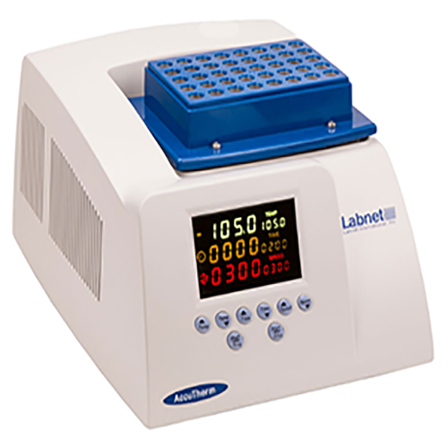 Labnet AccuTherm Microtube Shaking Incubator| Thermomixer