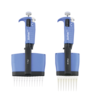 Labnet BioPette Plus Multichannel Pipette