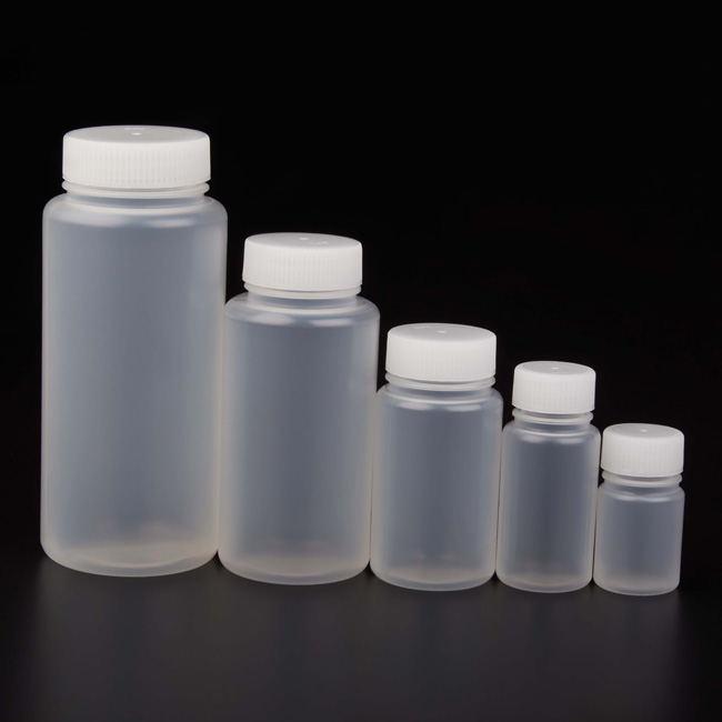 CELLTREAT Polypropylene Wide Mouth Bottles