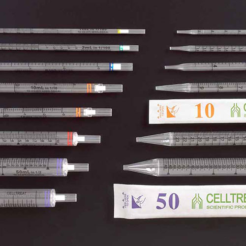CELLTREAT Classic Serological Pipettes