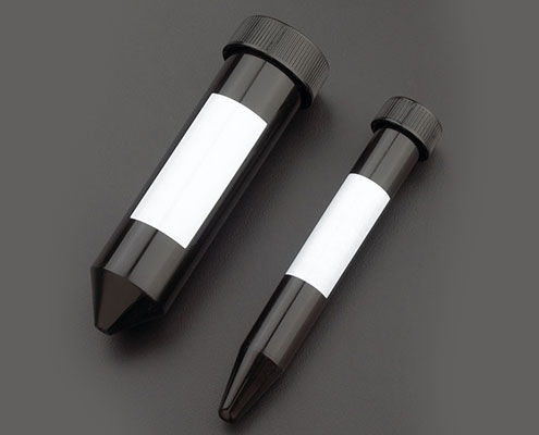 CELLTREAT Black Centrifuge Tubes