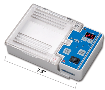 Benchmark Accuris myGel Mini electrophoresis system