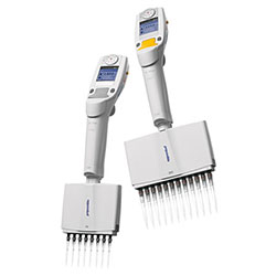 Eppendorf Xplorer Electronic Multichannel Pipette