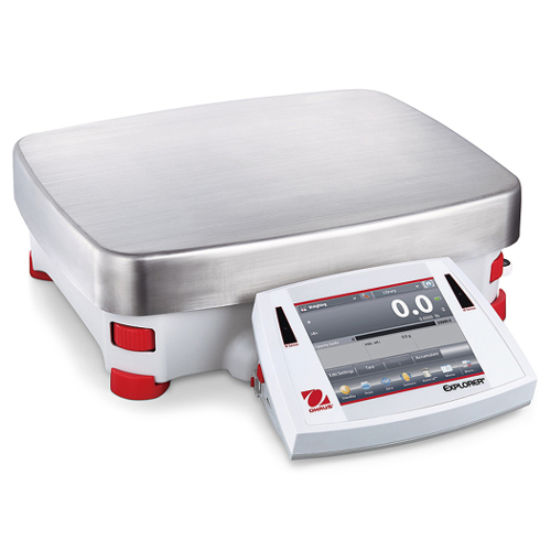 OHAUS Explorer Precision High Capacity Balances – Scales | Pipette.com