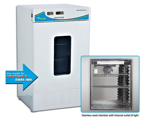 Benchmark myTemp 65 Heating and Cooling Incubator