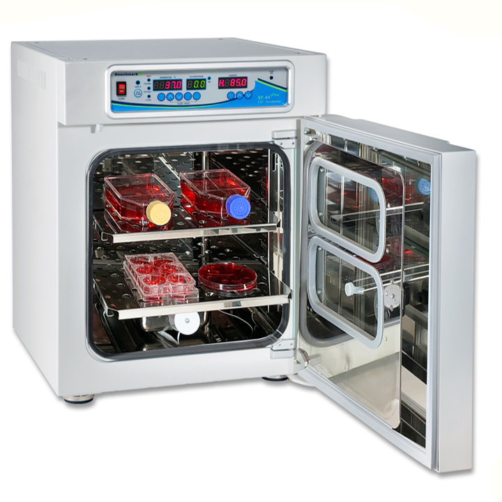ST-45 and ST-180 Series CO2 Incubators by Benchmark Scientific
