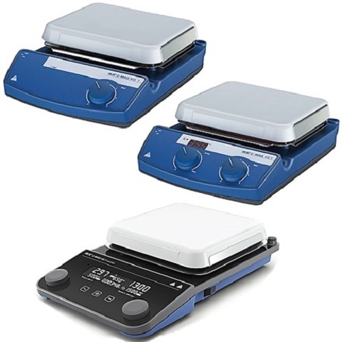 IKA Hotplate Magnetic Stirrer| IKA C-MAG Magnetic Stirrer| Ceramic Hotplate