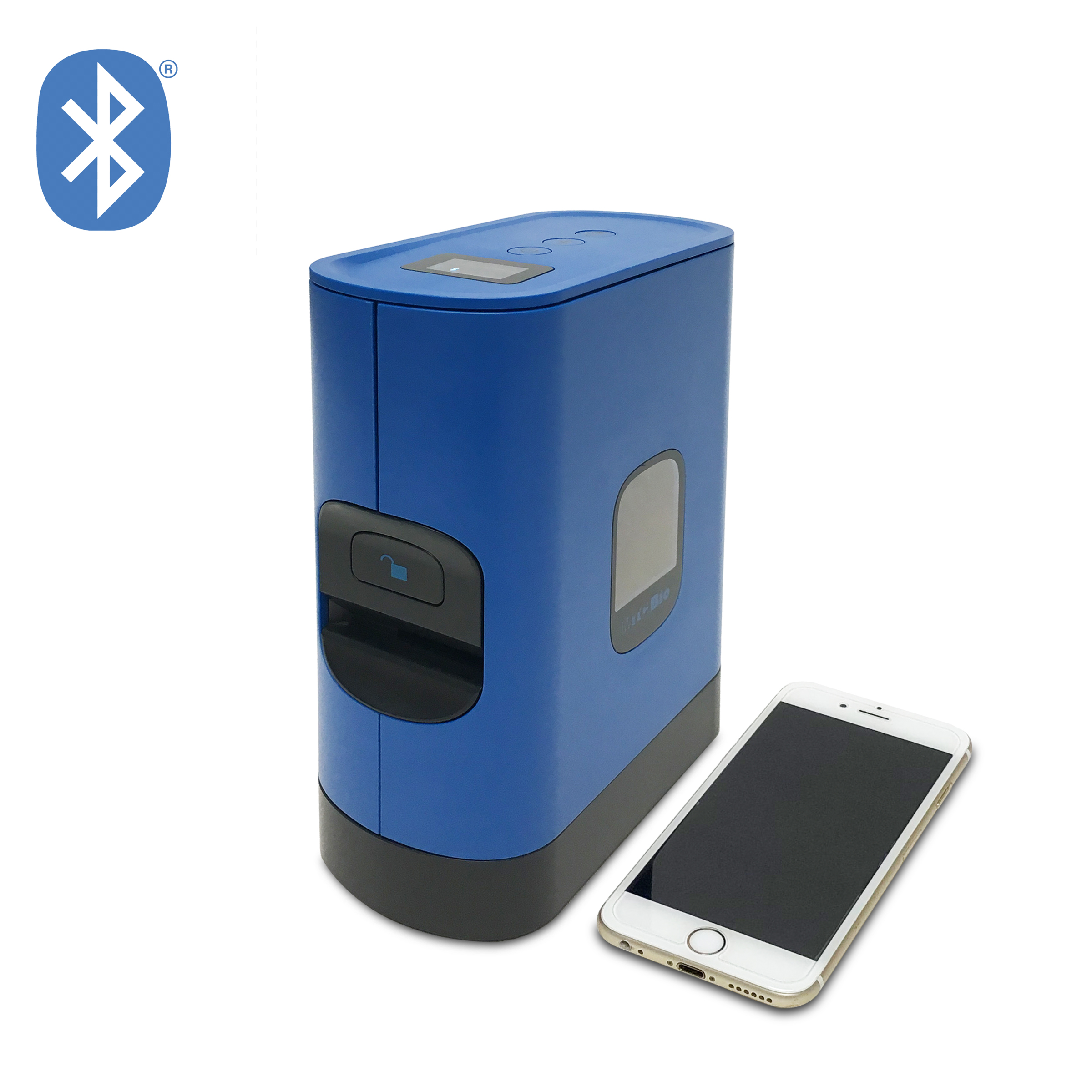 MTC-Bio LinkLabel Bluetooth Enabled Label Printer