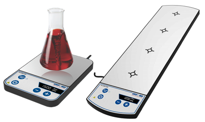 Oxford Lab Products Benchmate MS1 and MS4 Magnetic Stirrer