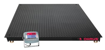 OHAUS VN Floor Scales and Platforms – Industrial Scales | Pipette.com