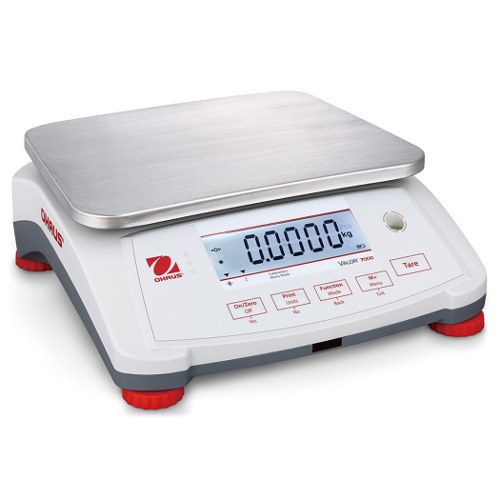 OHAUS Valor 7000 Compact Food Scales – Kitchen Scales| Pipette.com