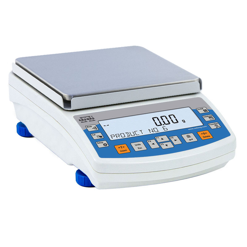 RADWAG PS High Capacity Precision Balances