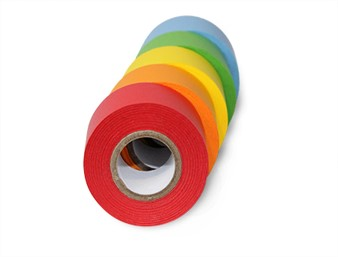 "3/4"" Wide Colored Labeling Tape"