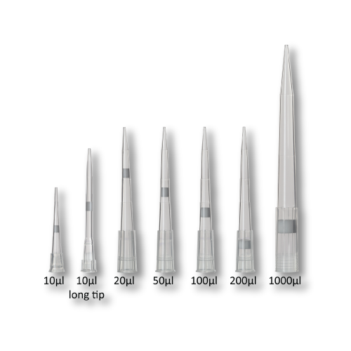 Low Retention Filter Pipette Tips by Oxford Lab Products