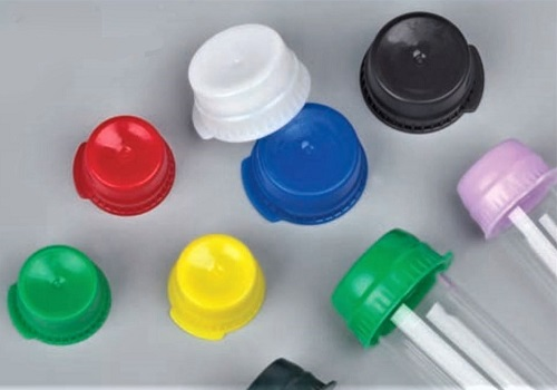 Globe Scientific Single Tab Snap Caps for Vacuum and Test Tubes