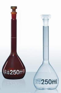 BrandTech BLAUBRAND® Class A, USP, Volumetric Flasks