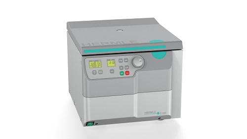 Benchmark Hermle Z326 & Refrigerated Z326-K Hi-Speed Centrifuge