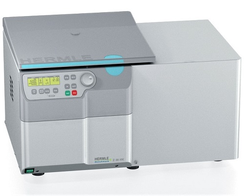Benchmark Hermle Z36 HK Super Speed Refrigerated  Centrifuge