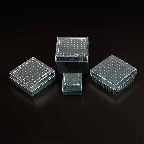 CELLTREAT Freeze Cryogenic Vial Storage Boxes