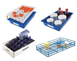 Droplet™ Sample Storage Trays, urine sample tray