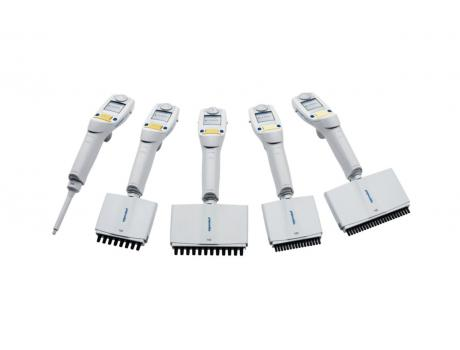 Eppendorf 384-Well Manual and Electronic Pipettes