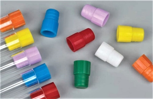 Globe Scientific Plug Caps for Vacuum and Test Tubes