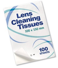 Heathrow Scientific Lens Cleaning Tissue