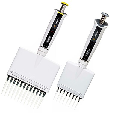 Sartorius Tacta Multichannel Pipettes