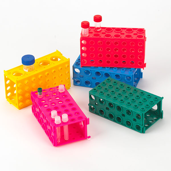 Globe Scientific TUFFBLOK Tube Racks