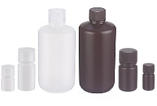 Wheaton LDPE and HDPE Leak Resistant Bottles