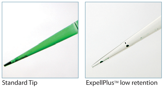 CAPP Low Retention Pipette Tips