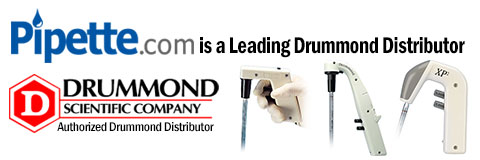 Authorized Drummond Distributor - Biggest Selection and Best Prices at Pipette.com